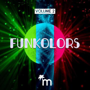 Simon Says! - Funkcolors Vol. 2 Artwork