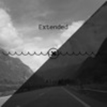 Extended - Extended - Alone Artwork
