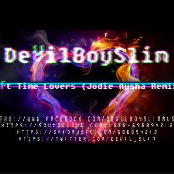 Jodie Aysha - Part Time Lovers (DevilBoySlim Remix) Artwork