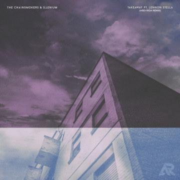 The Chainsmokers - Takeaway (Ardi Rida Remix) Artwork