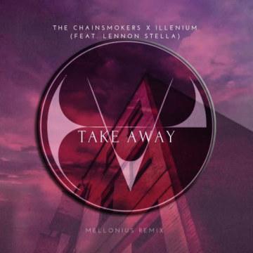 The Chainsmokers - Takeaway (Ricoelectrosound Remix) Artwork