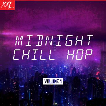 RB Keys - Midnight Chill Hop Vol. 1 Artwork