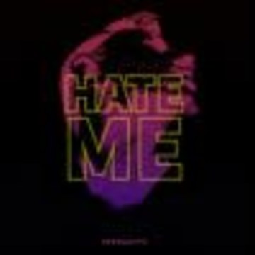 Theharity - Hate Me Artwork
