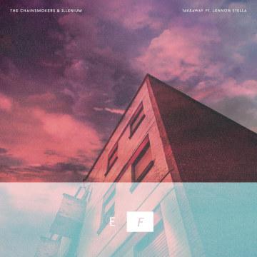 The Chainsmokers - Takeaway (Eric Fisherman Remix) Artwork
