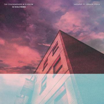 The Chainsmokers - Takeaway (DJ ST3V3 Remix) Artwork