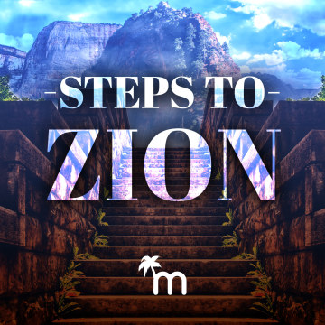 RB Keys - Steps To Zion Artwork