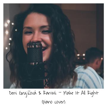 Ranwii - Make It All Right (Piano Cover) Artwork