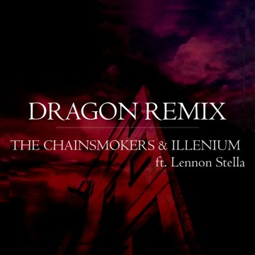 The Chainsmokers - Takeaway (DRAGON Remix) Artwork