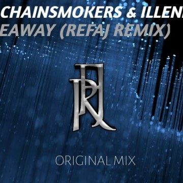 The Chainsmokers - Takeaway (REFAJ Remix) Artwork