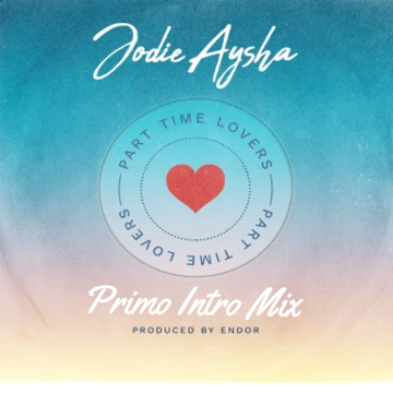 Jodie Aysha - Part Time Lovers (Primo Remix) Artwork