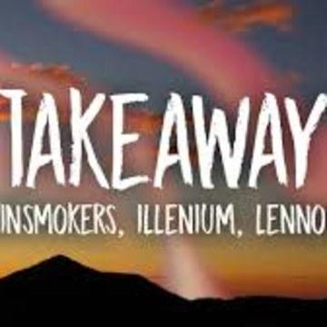 The Chainsmokers - Takeaway (0l4F Remix) Artwork
