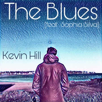 Kevin Hill - The Blues Artwork
