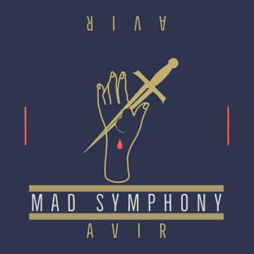 avir - Avir- Mad Symphony Artwork