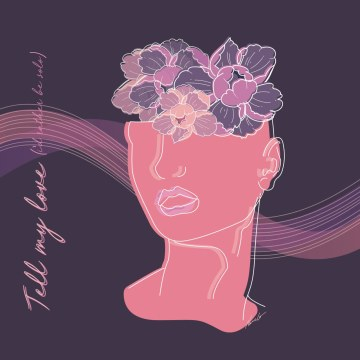Fewie, Bela Blasi - Tell My Love (I'd Rather Be Solo) Artwork
