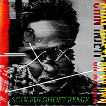Chin Injeti - On My Own (Soulfulghost Remix) Artwork