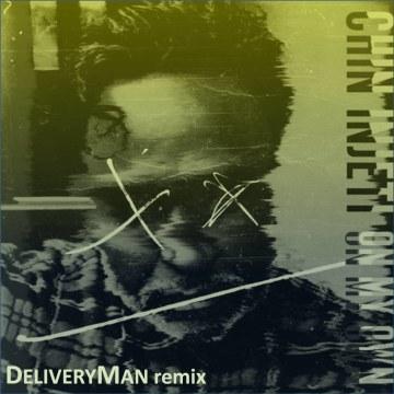 Chin Injeti - On My Own (DeliveryMan Remix) Artwork