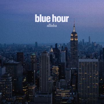 Allisha - blue hour Artwork