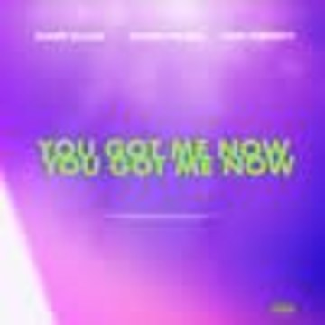 Sharp Elijah - Sharp Elijah, Oliver Helsen - You Got Me Now (With Tina Ferinetti) Artwork