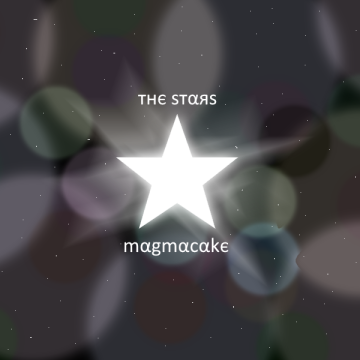 magmacake - The Stars Artwork