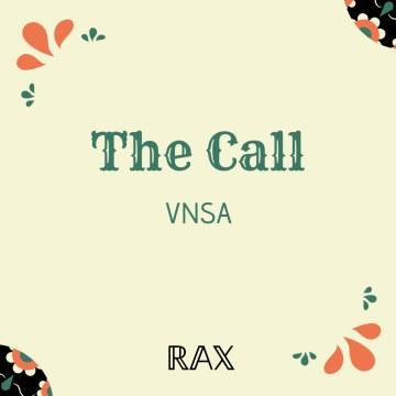 RAX Label - VNSA - The Call Artwork