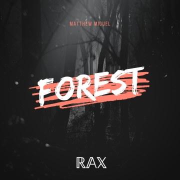 RAX Label - Matthew Miguel - Forest Artwork