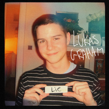 Lukas Graham - Lie Artwork