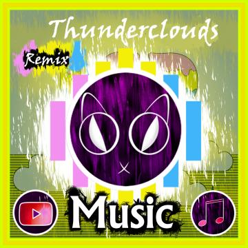 Piad Xand & LSD feat. Sia, Diplo, Labrinth - LSD feat. Sia, Diplo, Labrinth - Nubes de tormenta (Remix) Artwork