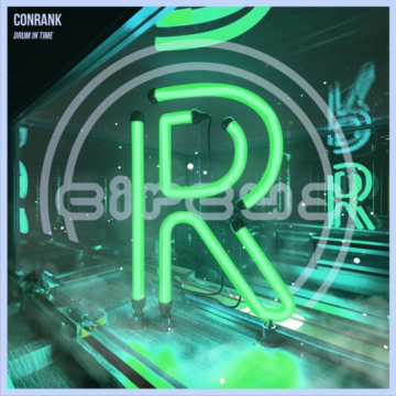 Conrank - Drum In Time Artwork