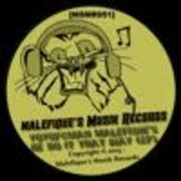 Yoyopcman Malefique's - He Do It That Way (Original Edit Mix) Artwork