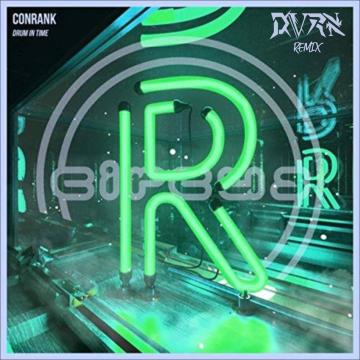 Conrank - Drum In Time (DVRN Remix) Artwork