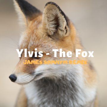 Ylvis - The Fox (What Does The Fox Say?) (James Somnym Remix) Artwork