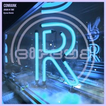 Conrank - Drum In Time (Dynox Remix) Artwork
