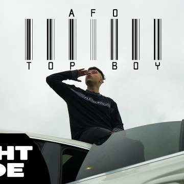 AFO - AFO - TOP BOY (Prod. Baki) Artwork