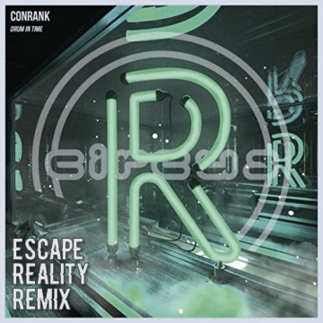 Conrank - Drum In Time (Escape Reality Remix) Artwork