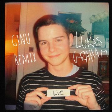 Lukas Graham - Lie (GINU Remix) Artwork