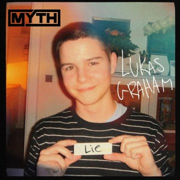 Lukas Graham - Lie (Myth Remix) Artwork
