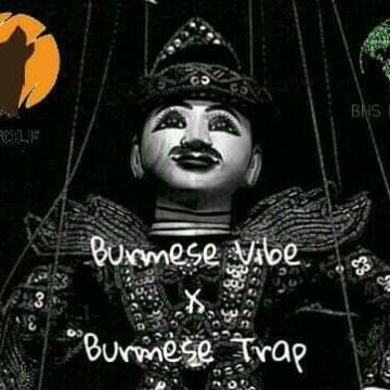 WOLF - Burmese vibe x Burmese trap - WOLF (Edited) Artwork