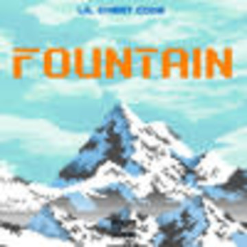 LIL CHEAT CODE - Fountain Artwork
