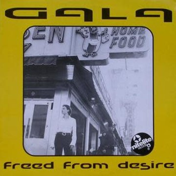 DJ-Quattro_Official - GALA - Freed From Desire (DJ - Quattro 2K20 Remix) Artwork