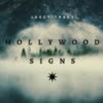 Jasey Trace - Hollywood Signs Artwork