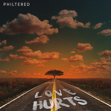 Philtered - Love Hurts Artwork