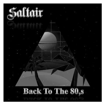Saltair - BACK TO THE 80,s Artwork