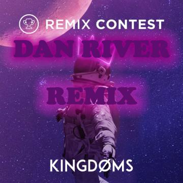 KINGDØMS - Senses (Dan River Remix) Artwork