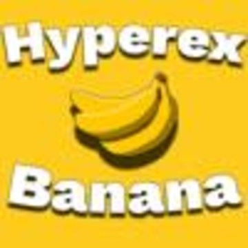 Hyperex - Banana Artwork