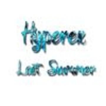 Hyperex - Hyperex - Last Summer Artwork