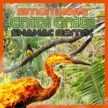 Simón Mejía - Chibi Chibi (.♚.SHΛHΛF.♛. Remix) Artwork