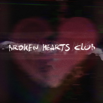 The Wayves - Broken Hearts Club Artwork