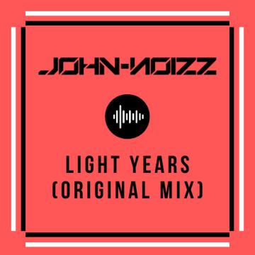 John Noizz - Light years (Original mix) Artwork