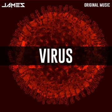 James - Virus Artwork