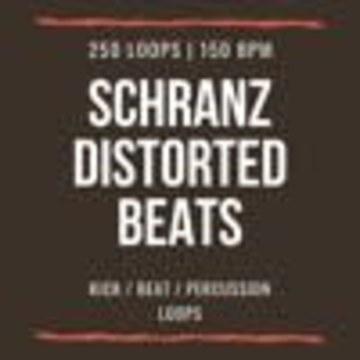 HardTechno and Schranz Samples & Loops - Schranz Samples: Schranz Distorted Beats Loops (Sample Pack WAV) Artwork